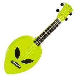 Mahalo Soprano Ukulele Alien Neon Green