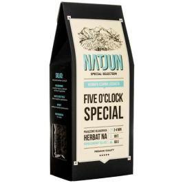 NATJUN Herbata czarna Five o'clock Special 60g