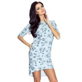 Sukienka z Dłuższym Tyłem - Szkice