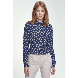 Klasyczna Bluzka Koszulowa Wzór Dynie Bluzki i bluzeczki damskie