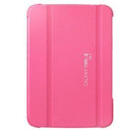 Etui book cover do Samsung Galaxy Tab 4 10.1 Różowe - Różowy