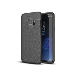Etui pancerne Alogy leather case Samsung Galaxy S9 czarne