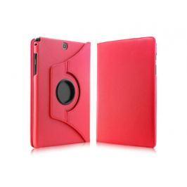 Czerwone etui skórzane PU Stand Cover Galaxy Tab A 9.7 T550 - Czerwony