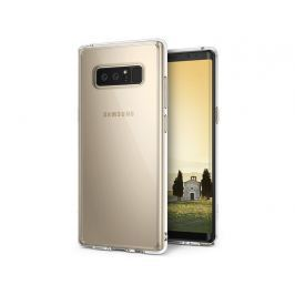 Etui Ringke Fusion Samsung Galaxy Note 8 Crystal Clear - Przezroczysty