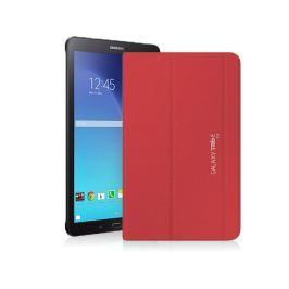 Czerwone Etui typu Book Cover Samsung Galaxy Tab E 6.9 - Czerwony