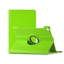 Etui obrotowe 360 Huawei MediaPad M5 10.8/ M5 pro Zielone + Szkło - Zielony