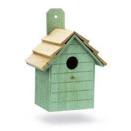 Budka dla ptaków drewniana PTASZNIK MIĘTOWA