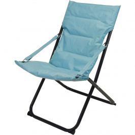 Składane krzesło, niebieski