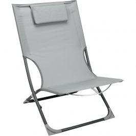 Krzesło składane, szary