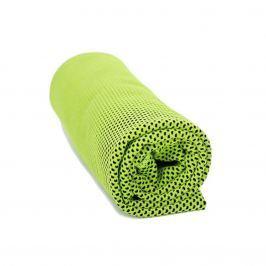 Ręcznik chłodzący zielony, 70 x 30 cm