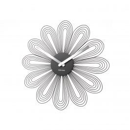 Karlsson 5421BK zegar ścienny