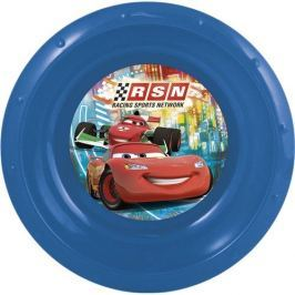 Banquet Cars talerz plastikowy 22 cm
