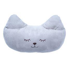 BO-MA Poduszka Kot przytulanka brązowy, 40 x 26 cm
