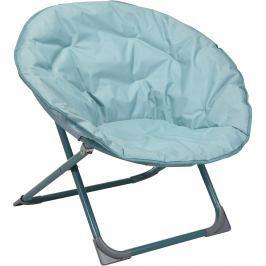 Okrągłe krzesło niebieski, 82 cm