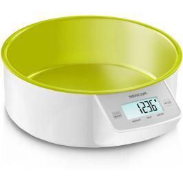 Sencor Waga kuchenna cyfrowa,SKS 4004GR, zielona