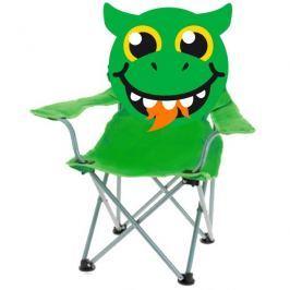 Krzesło składane dla dzieci Dragon, zielony