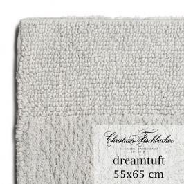 Christian Fischbacher Dywanik łazienkowy 55 x 65 cm srebrny Dreamtuft, Fischbacher