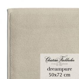 Christian Fischbacher Dywanik łazienkowy 50 x 72 cm piaskowy Dreampure, Fischbacher