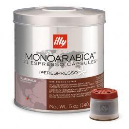 illy Kapsułki kawy iperEspresso MonoArabica Guatemala 21 szt.