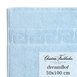 Christian Fischbacher Ręcznik 50 x 100 cm błękitny Dreamflor®, Fischbacher
