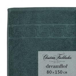 Christian Fischbacher Ręcznik kąpielowy 80 x 150 cm szmaragdowy Dreamflor®, Fischbacher