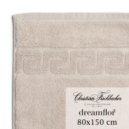 Christian Fischbacher Ręcznik kąpielowy 80 x 150 cm kaszmirowy Dreamflor®, Fischbacher