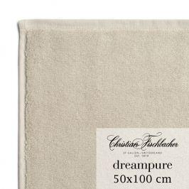 Christian Fischbacher Ręcznik 50 x 100 cm piaskowy Dreampure, Fischbacher