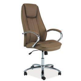 Fotel obrotowy Q-036 z ekoskóry