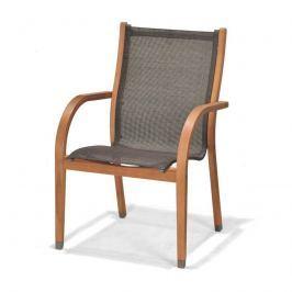 Krzesło z podłokietnikami Bramley