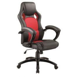 Fotel biurowy z wysokim oparciem Q-107