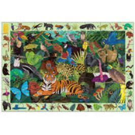Puzzle szukaj i znajd� Mudpuppy (las tropikalny)