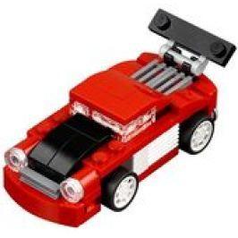 Creator Czerwona wy�cig�wka Lego