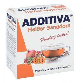 Additiva Heisser Sanddorn Pulver