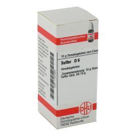 Sulfur D 6 Globuli