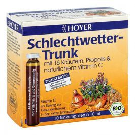 Hoyer Schlechtwetter Trunk Trinkamp.