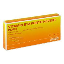 Witamina B12 Hevert forte ampułki do zastrzyków