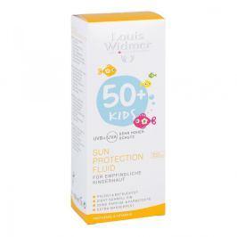 Louis Widmer Kids Sun fluid przeciwsłoneczny SPF50, nieperfum