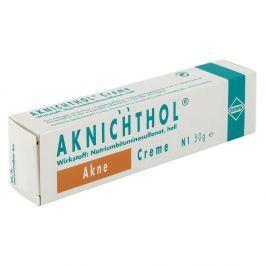 Aknichthol Creme