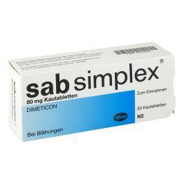Sab Simplex tabletki do żucia