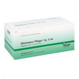 Pflüger Milchsäure ampułki do iniekcji