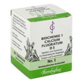 Biochemie 1 Calcium fluoratum D 3 Tabl.