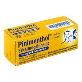 Pinimenthol Erkaelt.inhalat Euc/kief Tropfen