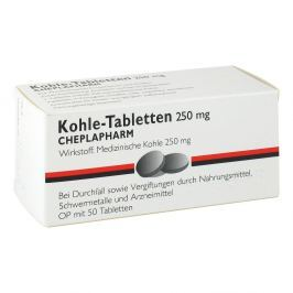 Tabletki węglowe
