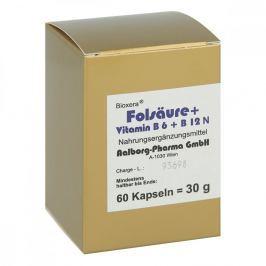 Folsäure+vitamin B6+b12 Komplex N Kapseln