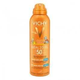 Vichy Ideal Soleil Sprej antypiaskowy dla dzieci z filtrem SPF50