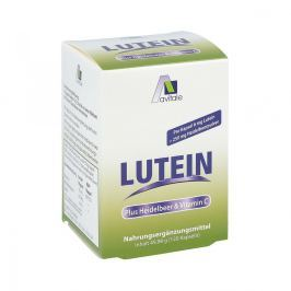 Avitale Luteina 6 mg + borówka, kapsułki