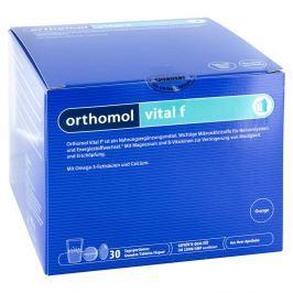 Orthomol Vital F 30 granulat/kapsułki