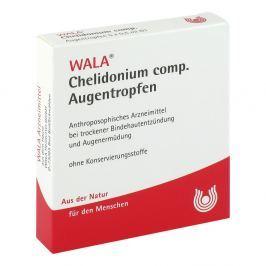 Wala Chelidonium Comp krople do oczu