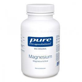 Magnesium Magnesiumcitrat Kapseln