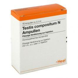 Testis Compositum N, ampułki 2,2 ml